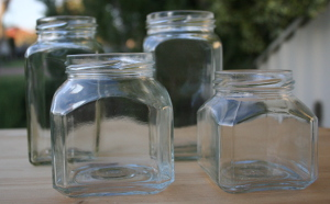 Wholesale Food Glass Jars